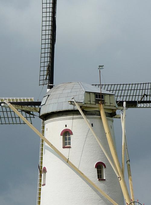 32_die Windmühle von Veere Zeeland