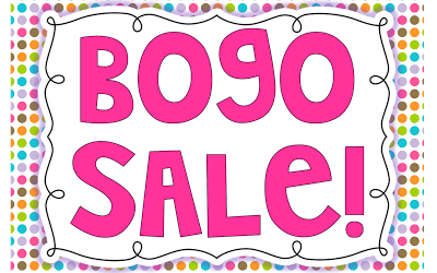 BOGO Sale 2020