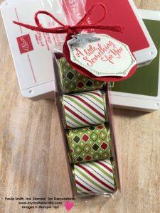 Christmas Hershey Nugget Treat