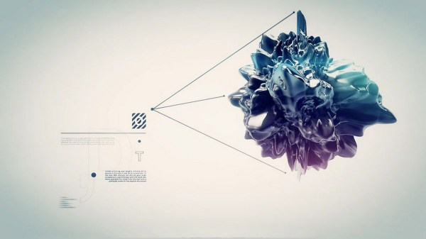 3D Motion Graphic Animation