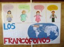 ¿Qué son los países francófonos?