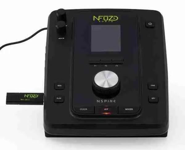 NFUZD NSPIRE sound module