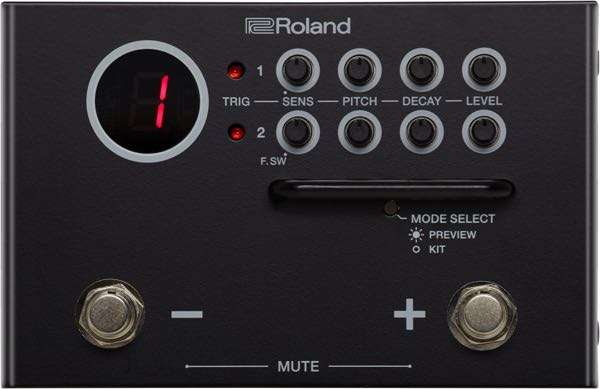 Roland TM-1 Trigger Module for Hybrid Drumming
