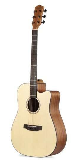 Donner DAG-1C Acoustic Guitar for Beginners
