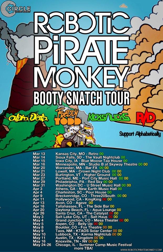 sntach tour