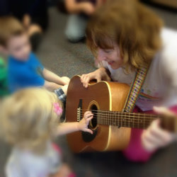 Music on the move preschool