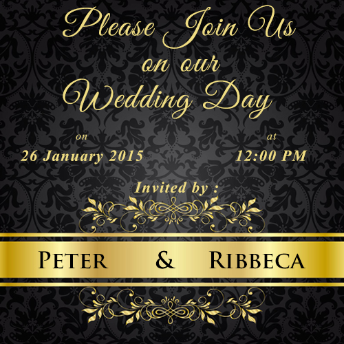 Invitation Card Maker Free Wedding