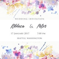 Create Wedding Invitation Card Online Free | wishes ...