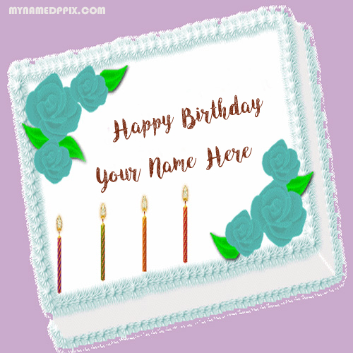 Hbd Wishes Name Cake Pictures Sand On Facebook My Name