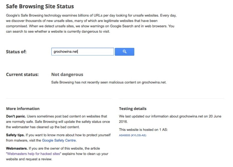 google-safe