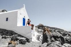 Trespassing the Church, Mykonos