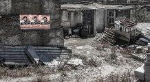 Abandoned Island of Mykonos, Greece