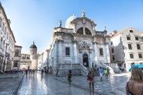 Dubrovnik Square, Croatia