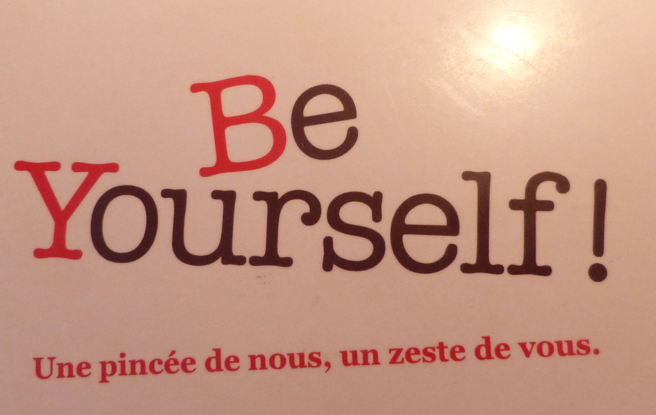 Brunch lillois : Be Yourself