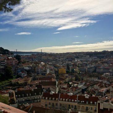 Break à Lisbonne
