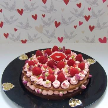 {Recette} Persian Love Cake
