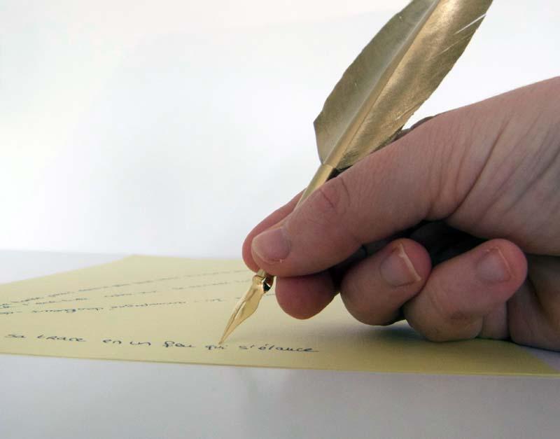 Concours: pour le plaisir d'écrire