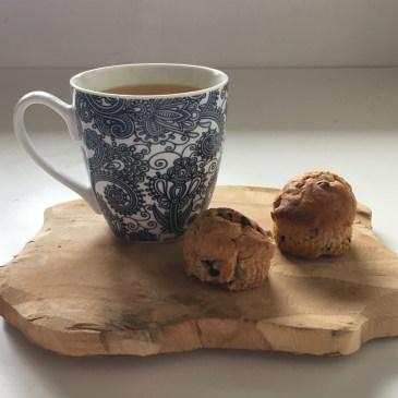 {Recette Vegan} Muffins fluffy à huile d'olive