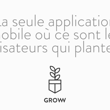 {J'ai testé} L'application GROWW: l'anti plantkiller
