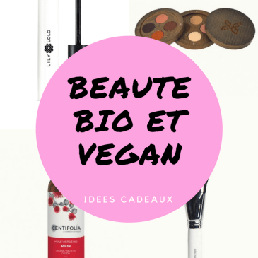{ Wish list } Beauty bio et vegan