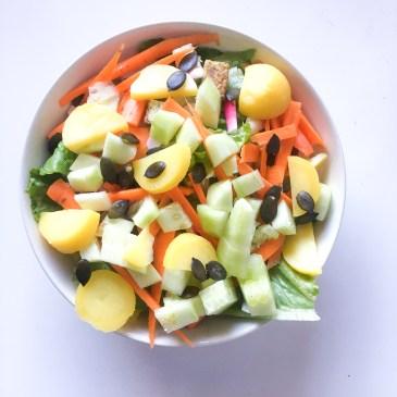 Mes repas de la semaine : spéciale alimentation douce