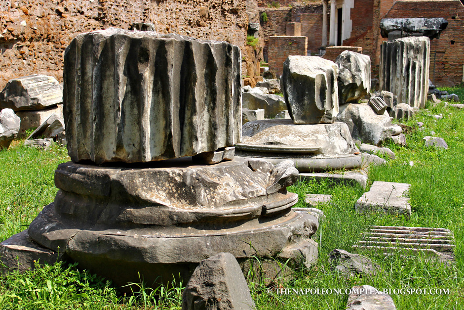 Picture of the Roman Forum, Rome
