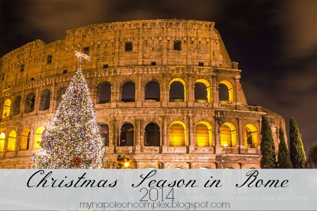 Christmas Season 2014 in Rome