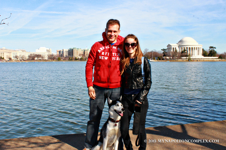 Tidal Basin and Jefferson Memorial