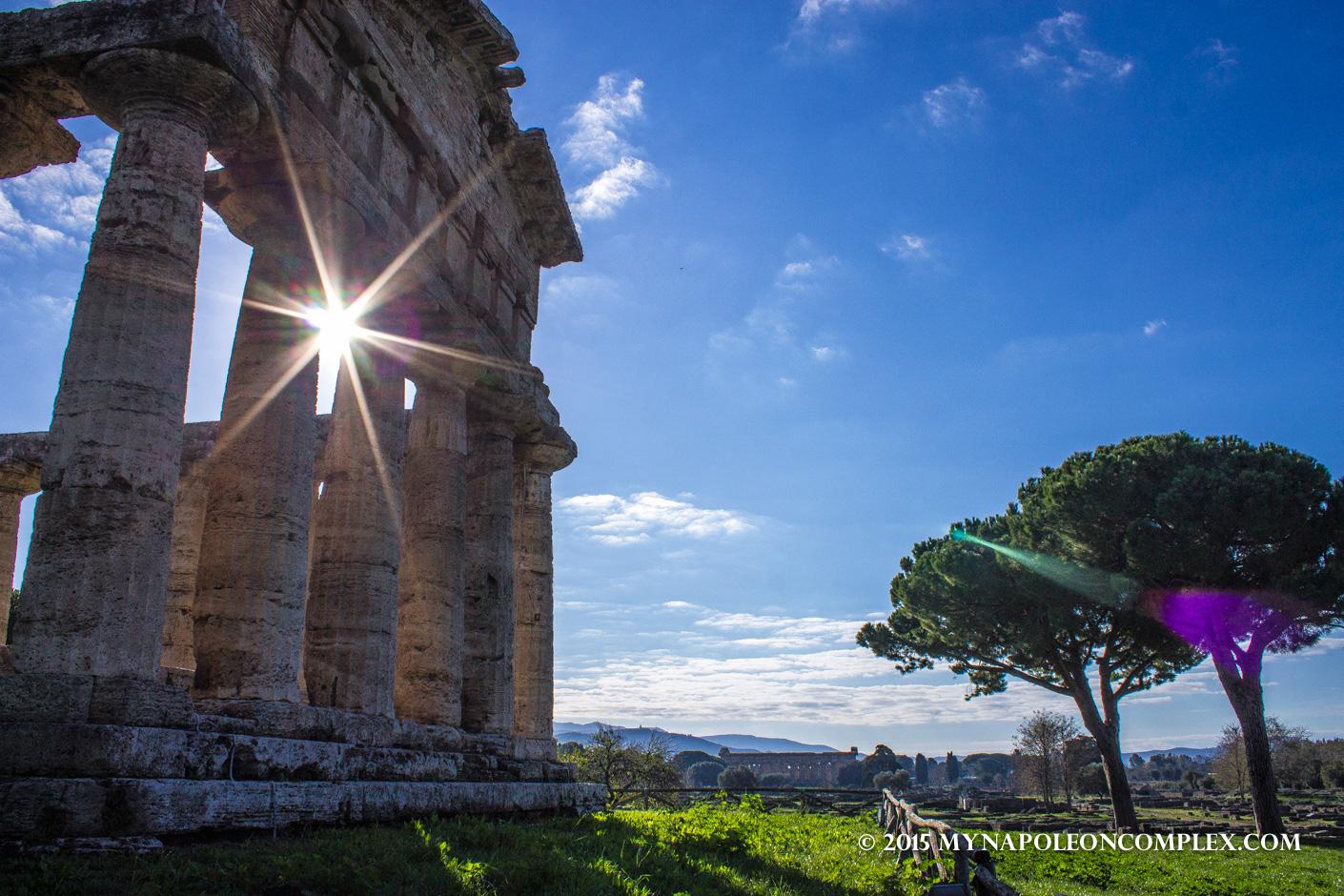 Paestum & Le Strade della Mozzarella