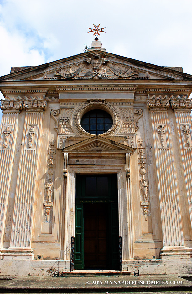 Picture of Grand Priory of the Sovereign Military of Malta, Rome, Italy