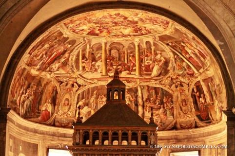 Picture of San Pietro in Vincoli, Rome, Italy