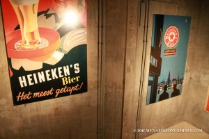Picture of The Heineken Experience, Amsterdam.