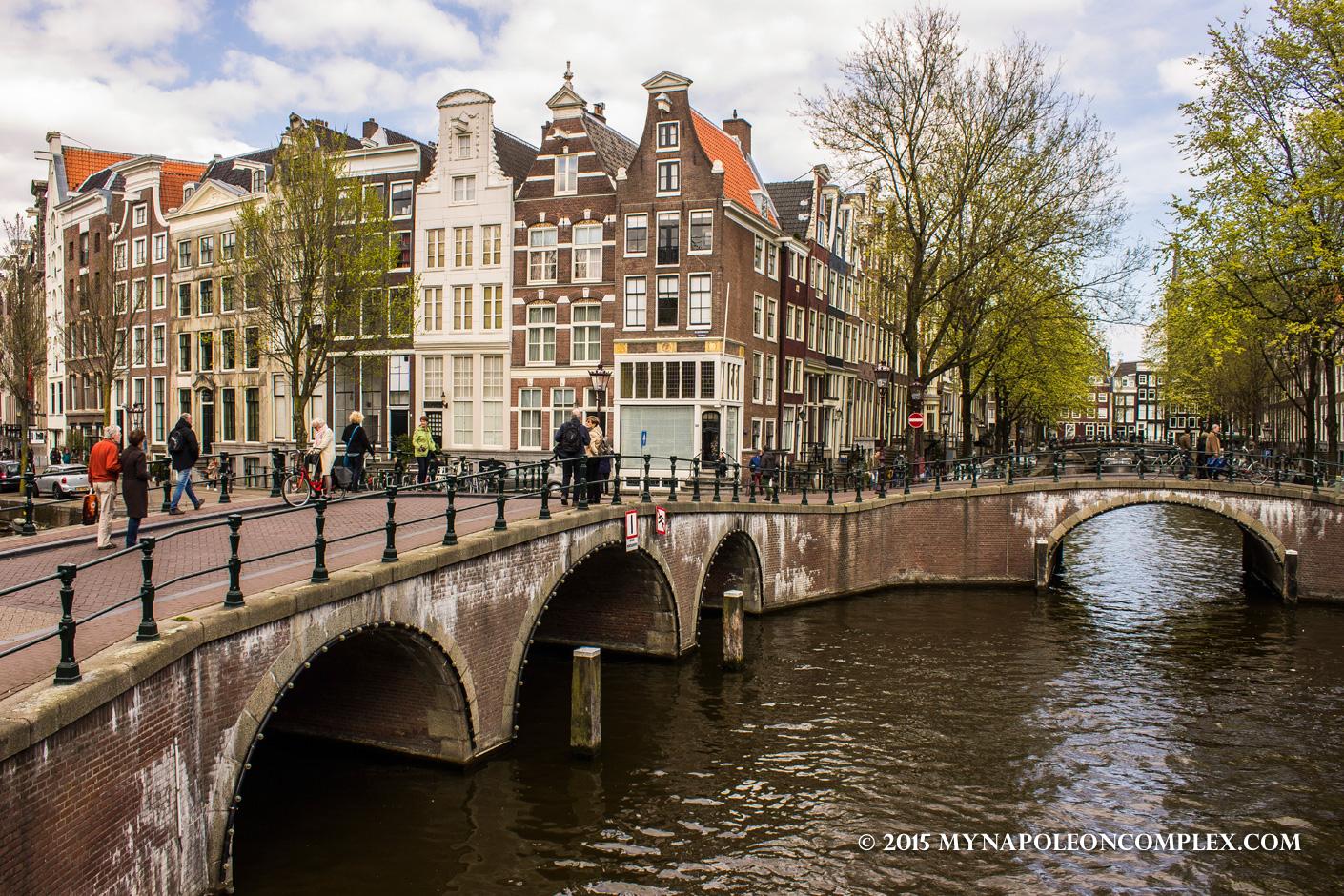 Weekend in Amsterdam!