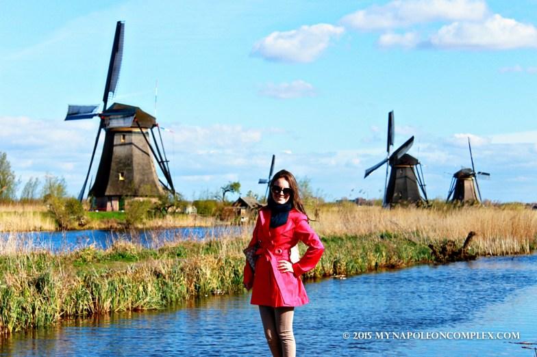Picture of Kinderdijk windmills, the Netherlands