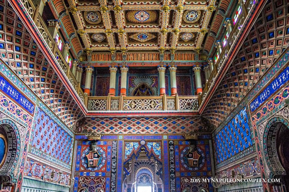 Picture of Castello Sammezzano, Tuscany, Italy