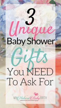 3 Unique Baby Shower Gifts You Need To Ask For