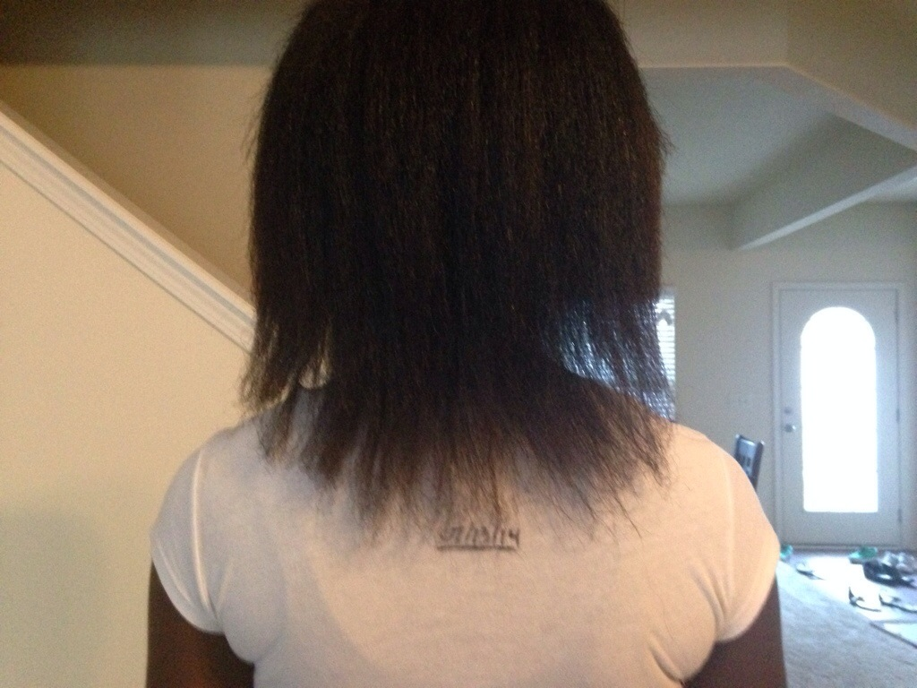 Mynaturalhairdiary My Natural Hair Journey