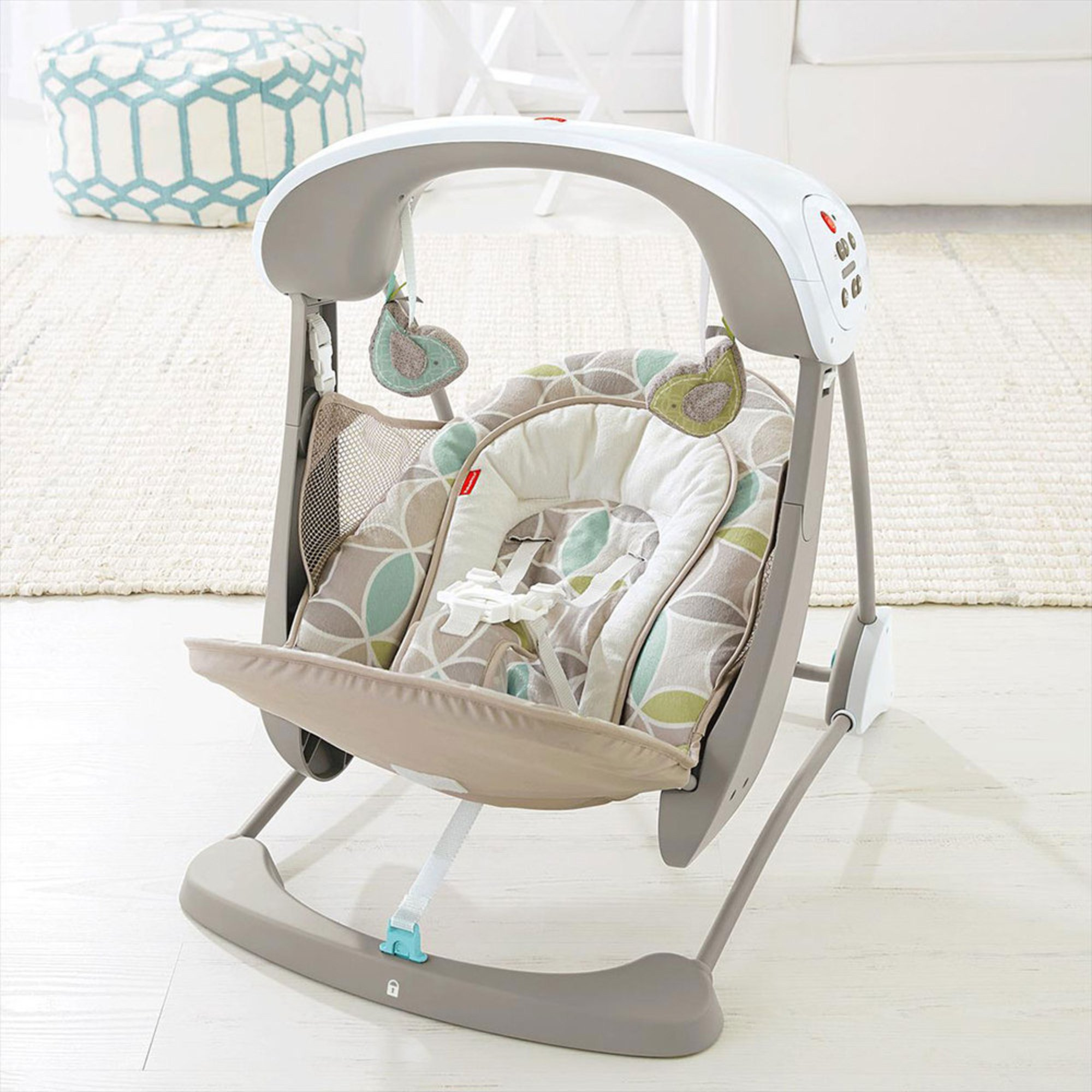 Fisher Price Baby Chair Fisher Price Deluxe Take Along Swing Seat