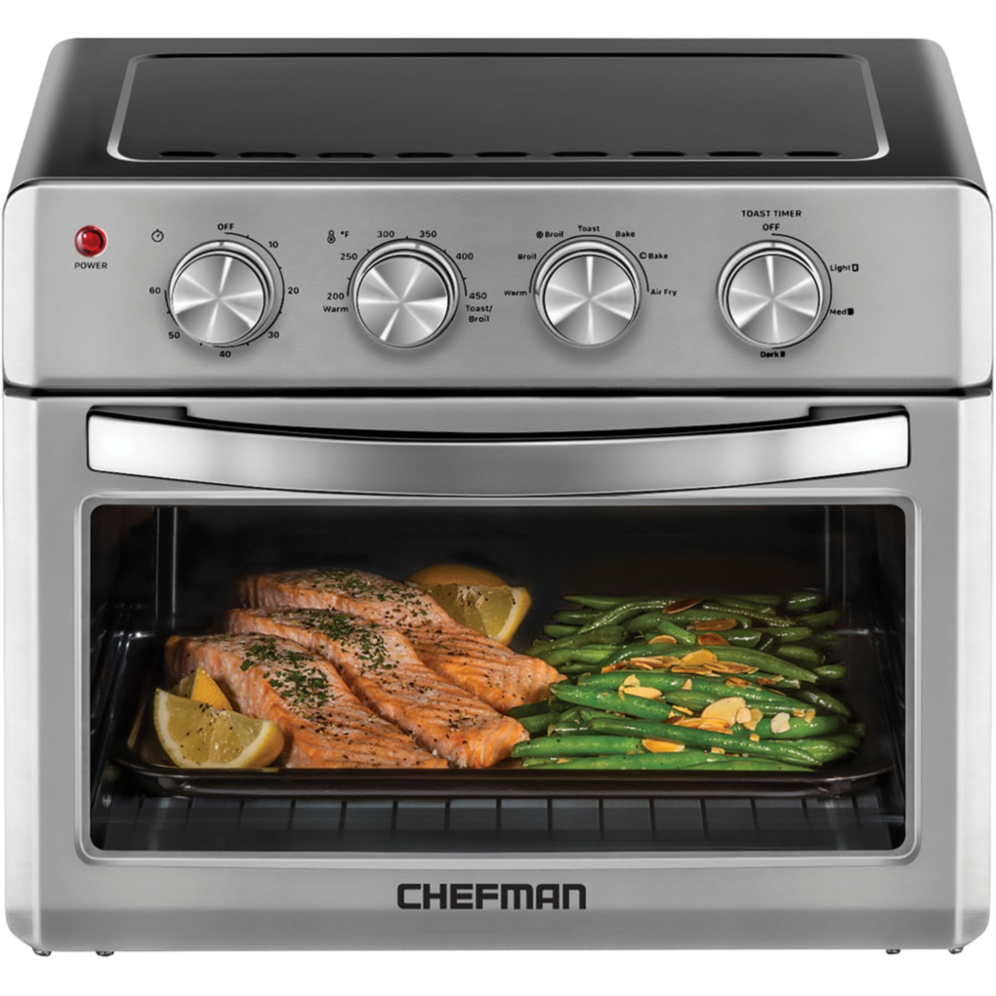 Chefman Toaster Oven Air Fryer Fryers For The Home Shop Your Navy Exchange Official Site