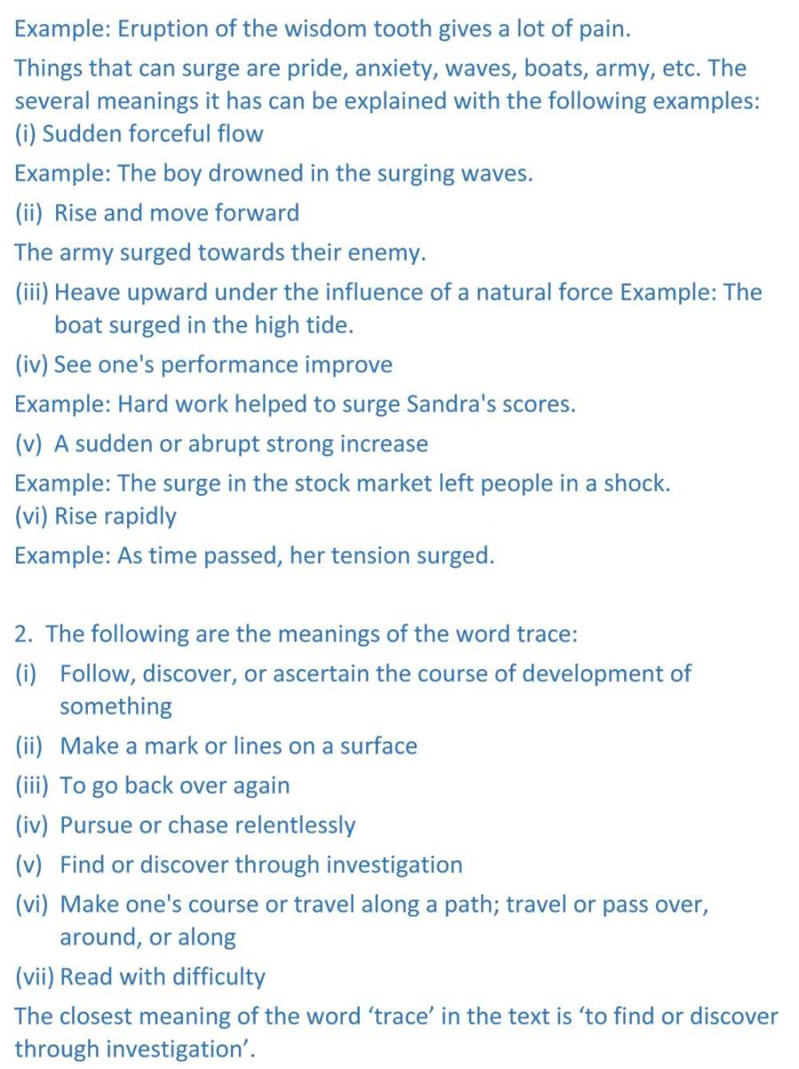 ncert solutions for class 9 english chapter 11 beehive my childhood 9