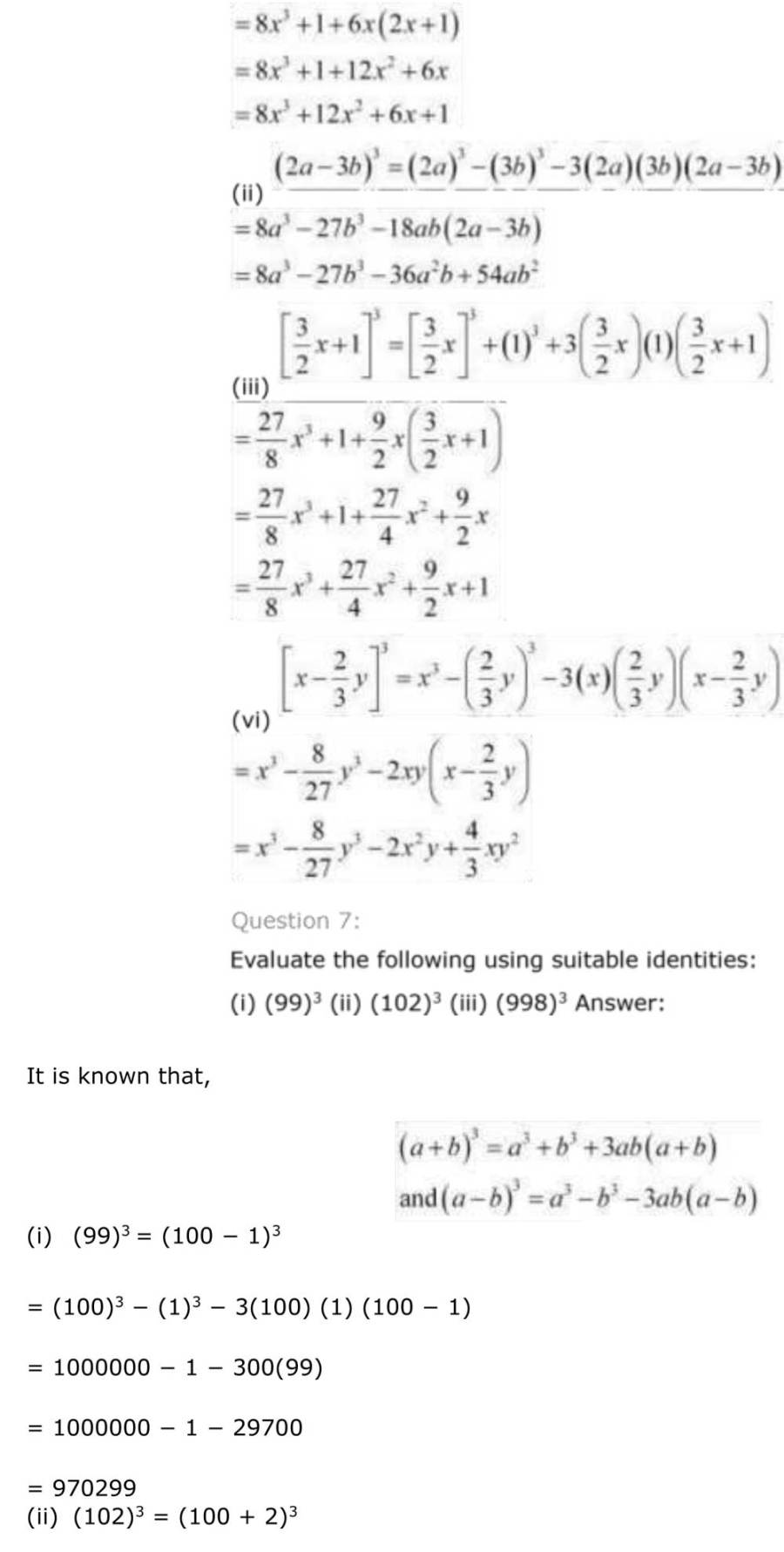 ncert solutions for class 9 maths chapter 2 polynomial 34