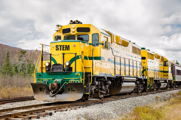 STEM Locomotive