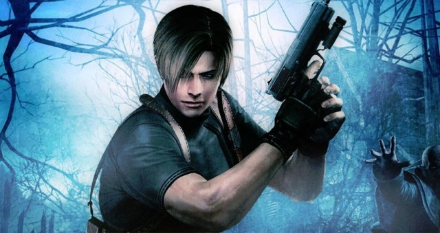 Resident Evil, Leon Kennedy screen shot Top Couch Co-Op Games
