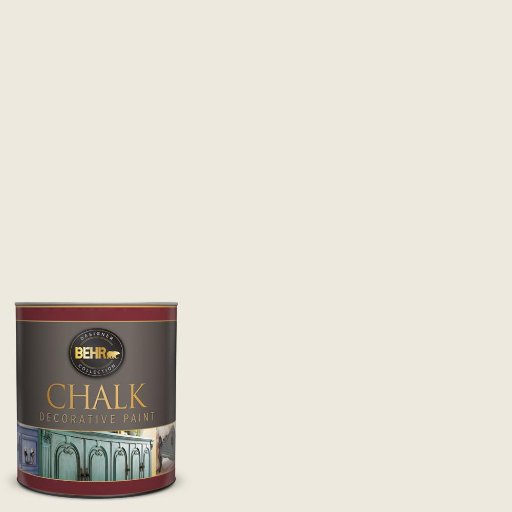 Behr Farmhouse White chalk paint