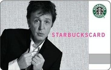 Sir Paul McCartney, looking suspiciously like Derek Zoolander