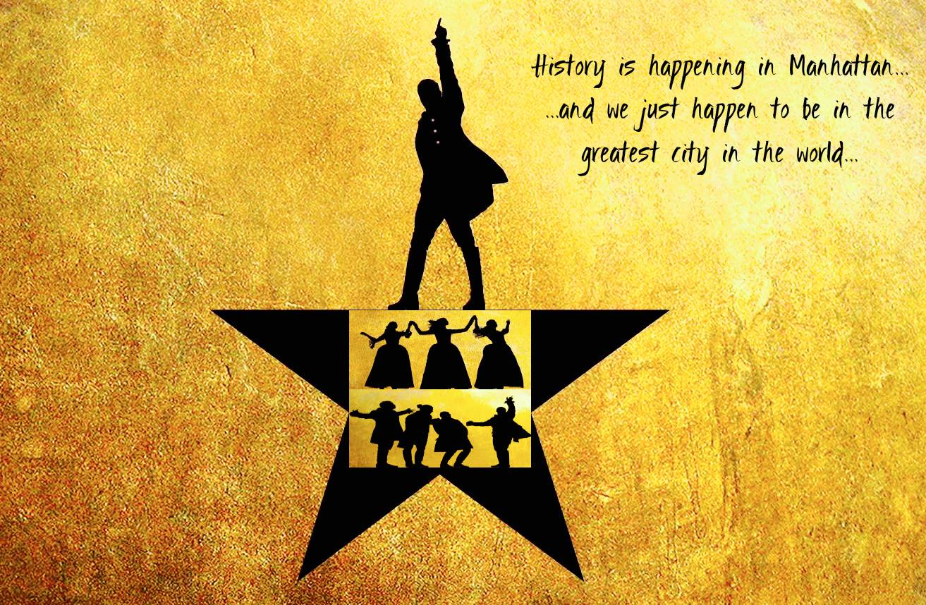 Music Box Hamilton The Musical – History Is Happening In