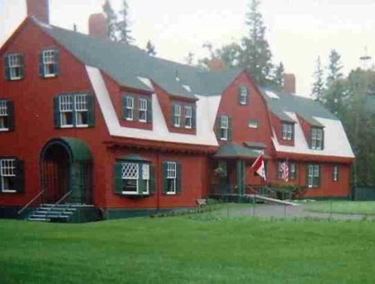 Roosevelt Cottage