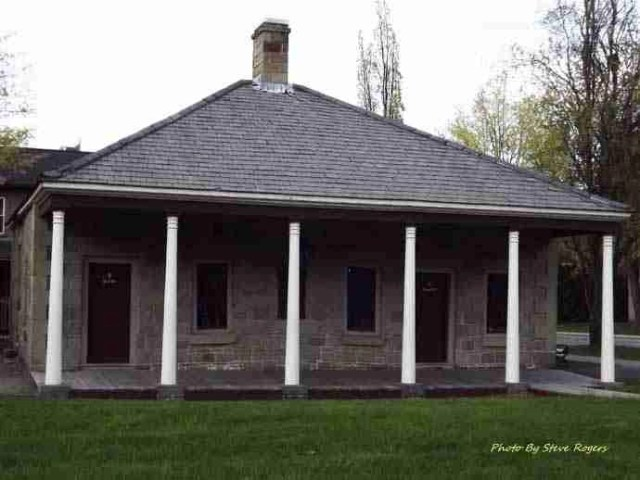 Fredericton Guard House