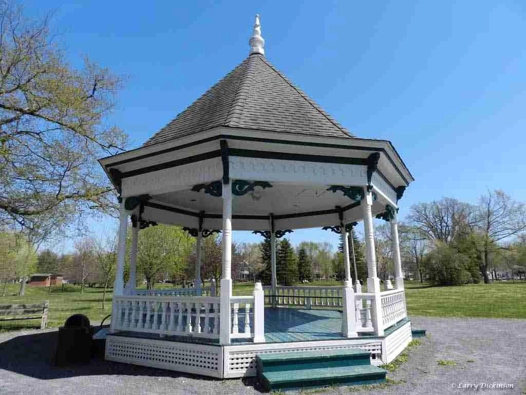 Wilmot Park Bandstand