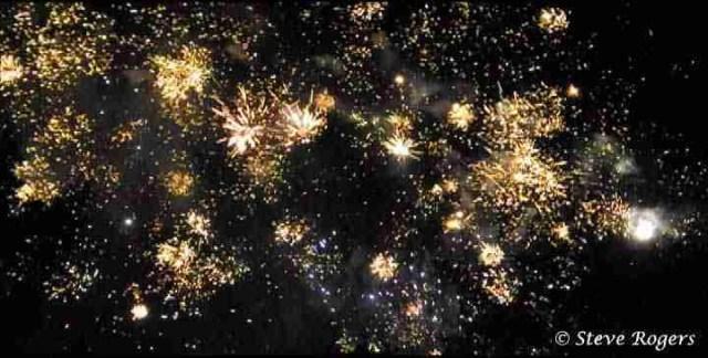 FREX Fireworks 2013